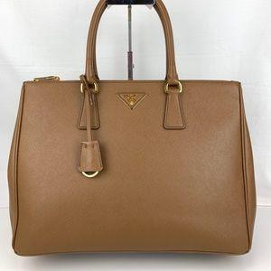 cfadba6e8121 Women's Prada Saffiano Leather Handbags | Poshmark